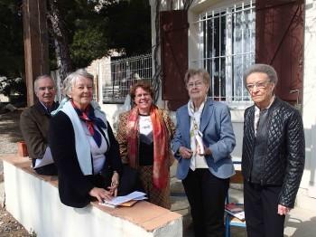 """Equipe """"liturgie"""" - Journée récollection 15 mars 2014"""
